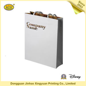 Luxury Printed Gift Paper Bags Cosmetic Shopping Paper Bag (JHXY-PB16051803) pictures & photos
