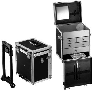 PRO Makeup Case on Wheels (MT024)