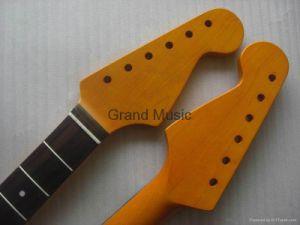 Rosewood Fingerboard Vintage Nitro Finished Strat Guitar Neck (STR-21) pictures & photos