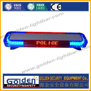 Lightbar with LED Display Screen (TBD-DSP-005)