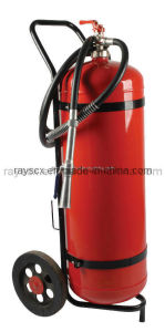 50kg Abc Trolley Fire Extinguisher (SI) pictures & photos