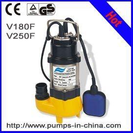 Submersible Pump, Sewage Water Pump (V180, V250, V450, V750, V1100, V1500, V2200) pictures & photos