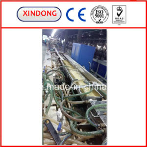 PVC Artificial Marble Profile Extrusion Machine pictures & photos
