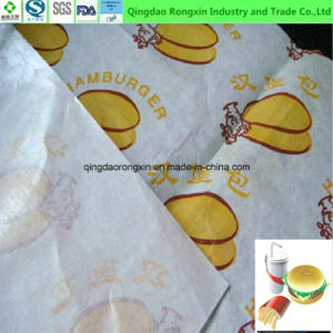 Single/Double PE Coated Paper for Hamburger pictures & photos