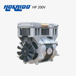 Hokaido Oil Free Piston High Pressure Air Compressor (HP-200V) pictures & photos