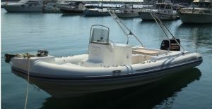 7.6 Meterrib Boat /Rigid Inflatable Boat / Pleasure Boat
