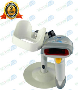 Laser Automatic Barcode Scanner Barcode Reader (LS-1698)