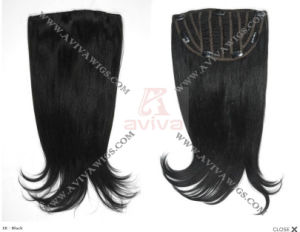 Clip on Human Hair Extension (AV-HE025) pictures & photos