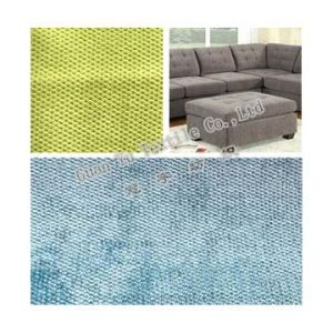 Polyester Acrylic Sofa/ Cushion/ Corduroy Fabric (GL-44) pictures & photos