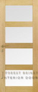 Modern Wood Composite Door (CD-0506)