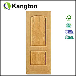 HDF Veneer Door Skin (Rosswood) pictures & photos