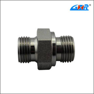 Bsp Male Double Use for 60 Degree Cone Seat or Bonded Seal Hose Fitting (XC-1B) pictures & photos