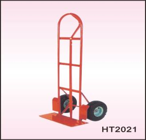 Ht2021 Hand Truck, Hand Trolley, Drum Trolley for Material Handling