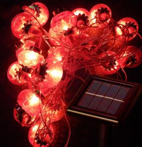 Solar Lantern String Lights pictures & photos