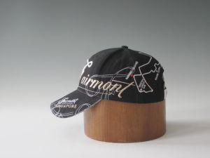 Nylon Fabric 6-Panel Baseball Racing Cap pictures & photos