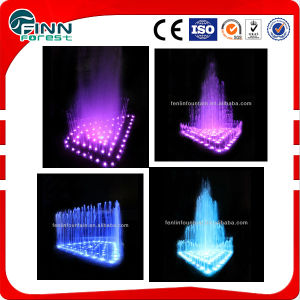 Outdoor Supplies LED Lights Musical Dancing Water Speakers pictures & photos