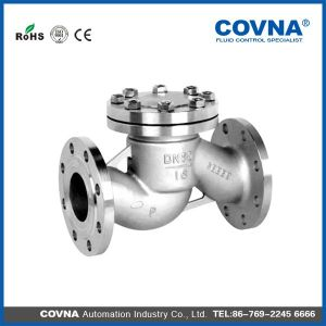 Flange End Stainless Steel Check Valve pictures & photos