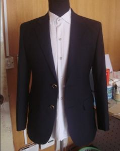 Suit&Business Suit&Men′s Suit&Wedding Suit&Men′s Business Suit&Men Suit (M-1)