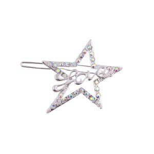 Alloy Hair Clip Star Style New Fashion (99CC1072)