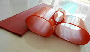 Super Large Silicone Tube, Silicone Pipe, Silicone Sleeve for Corona Rollers pictures & photos