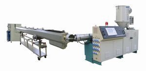 Rubber Plastic Pipe Extrusion Line