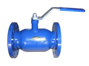 Flanged Welded Ball Valve
