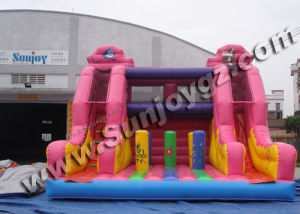Inflatable Bouncer, Inflatable Jumper, Amusement Park Game