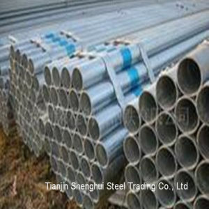 China Manufacturer Galvanized Steel Pipe for Q195 pictures & photos