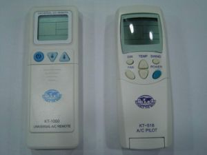 Universal A/C Remote Control (KT-1000/KT-518 )