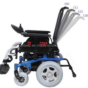 Anti-Vibration and Automatic Brake Power Wheelchair (BZ-6501)