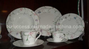 Fine Chinaware Dinner Set 42PC Set