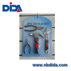 4PCS Hand Tools With Blister Card (DIDA0P016)