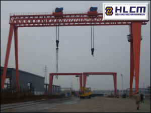 Shipyard Gantry Crane 05 with SGS pictures & photos
