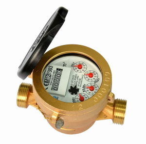 Single Jet Wet Type of Cold Water Water Meter (SJ-LFC-1) pictures & photos