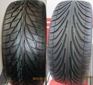 China New UHP Cheap Car Tire for Passenger Car pictures & photos