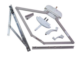 Window Hardware with Different Finishing pictures & photos