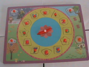 Wooden Toys - Wooden Jigsaw Puzzle Series