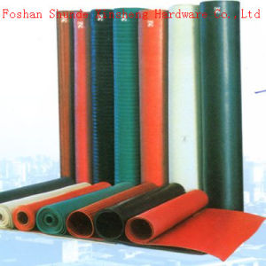 (Hot) Good Quality Colorful NR Rubber Sheet for Sale