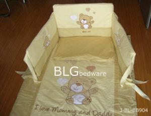 Crib Set (J-BL-BB904)