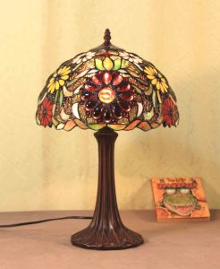 china art tiffany table lamp 760 china tiffany lamp tifany lamp. Black Bedroom Furniture Sets. Home Design Ideas