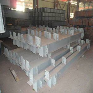 Hot Galvanized Welded H Steel (H-006) pictures & photos
