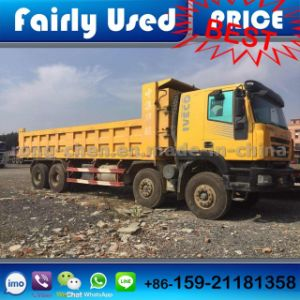 Used Hongyan Dump Truck 8*4 pictures & photos