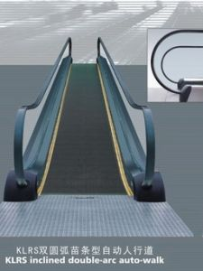 Canny Escalator Klrs Inclined Double-Arc Auto-Walk
