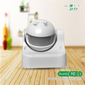 Auto Switch Wall Mount PIR Motion Switch Sensor for Lamp pictures & photos