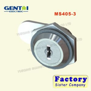 Zinc Alloy Cabinet Cam Lock Mailbox Lock with Iron Keys pictures & photos