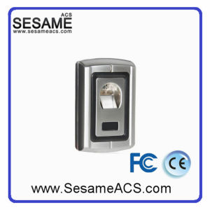 Metal Fingerprint Access Controller Work with Card (SF007) pictures & photos