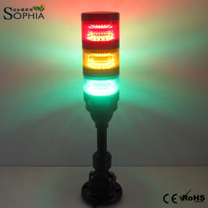 New 24V Signal Tower Light, CNC Indicator Light, Machine Work Light pictures & photos