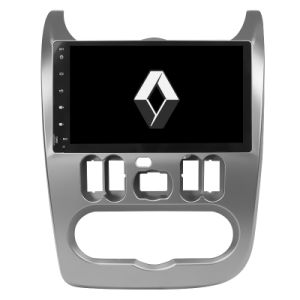 Duster Logan Sandero Auto GPS with Radio Bt Mirror Link 4G for Renault pictures & photos