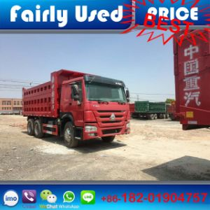 Wholesale Used HOWO 6X4 Dump Truck of HOWO Tipper Truck pictures & photos