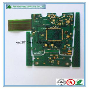 Fr4 and Pi Rigid-Flex PCB Board pictures & photos